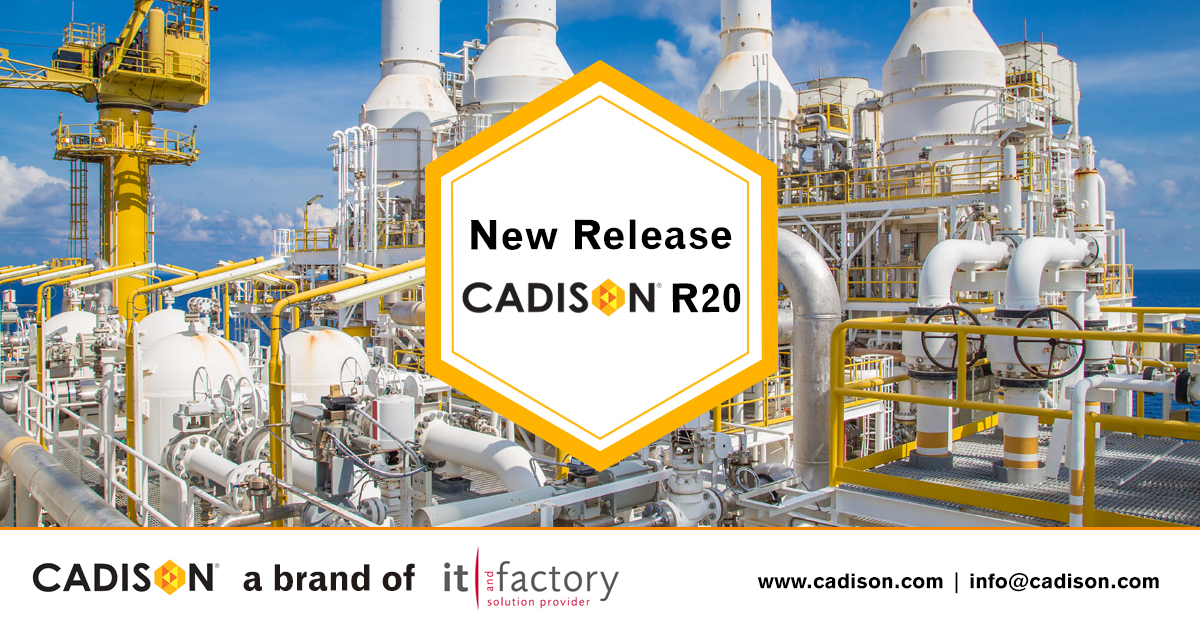 CADISON® R20 is Released