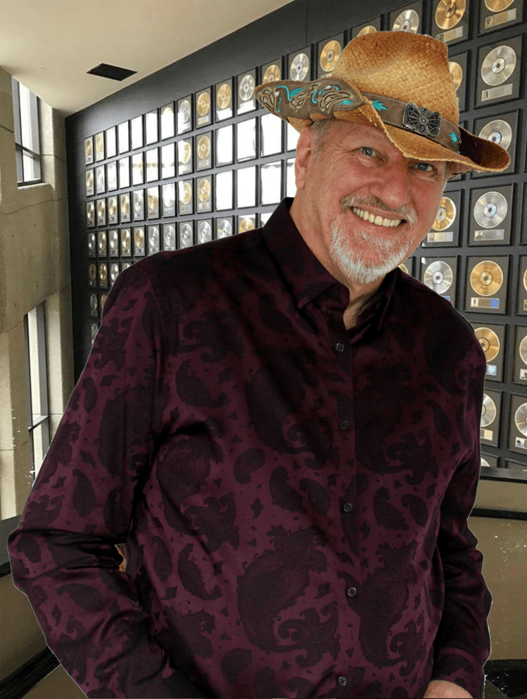 RUNCORN MINISTER RELEASES NEW BLUEGRASS ALBUM ON HIS 77th BIRTHDAY