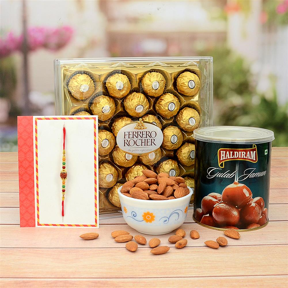 GiftstoIndia24X7 Makes Rakhi Special, Curates 10,000+ Gift Options for Rakshabandhan 2020