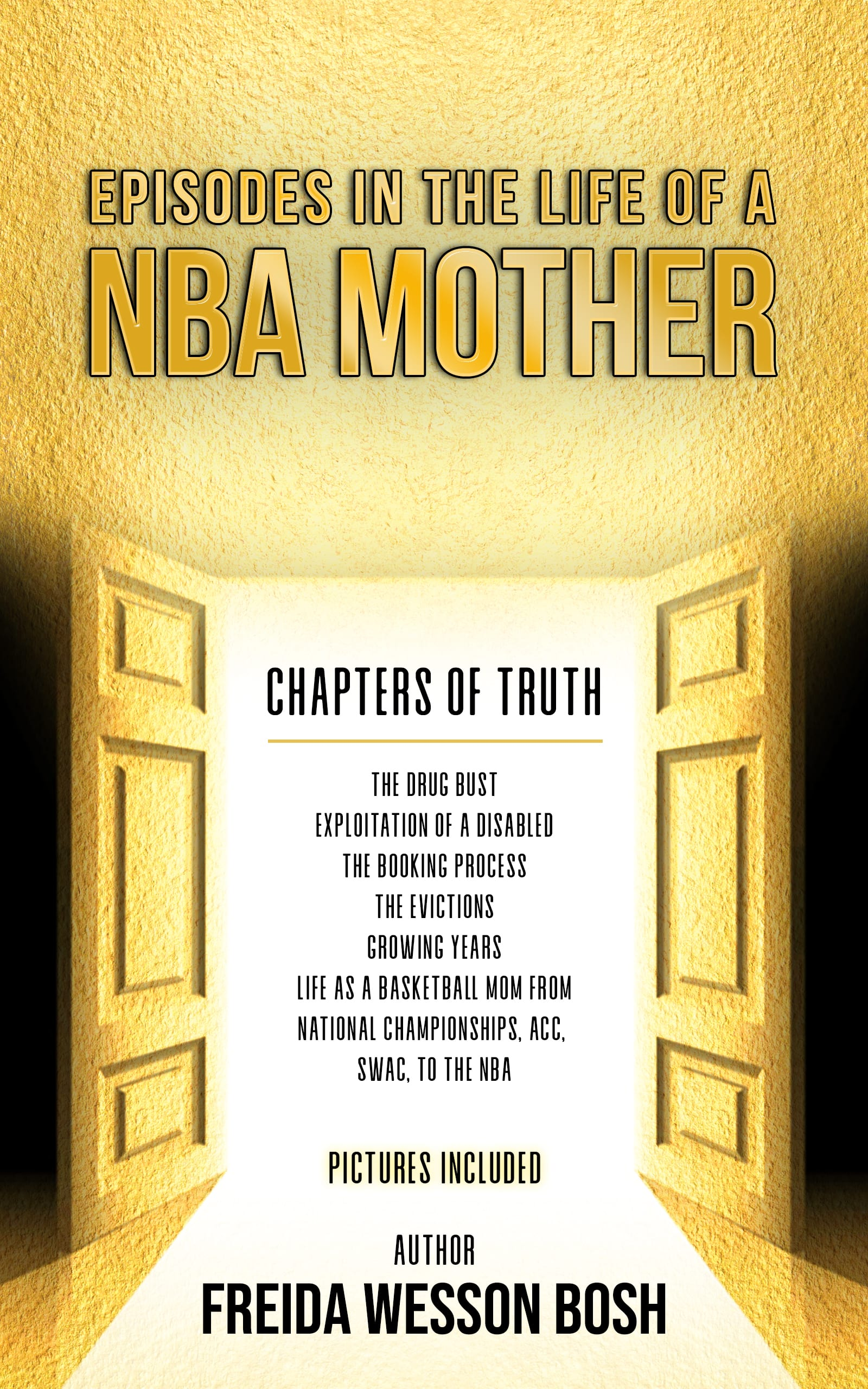 NEW Book Launching: Episodes in the Life of a NBA Mother