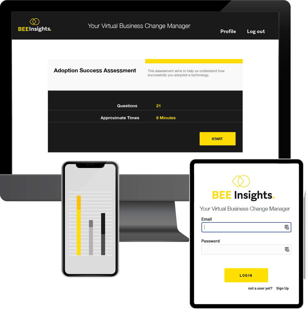 Launching BEE Insights - Helping Project Teams Understand The People Impacted By Their Project Better.