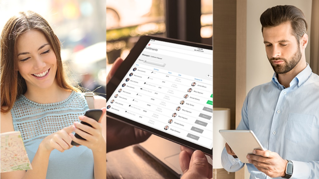 OKKAMI is the best solution to help Hotels open following Covid-19
