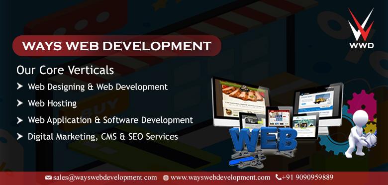 Focus On Brand Building – Ways Web Development