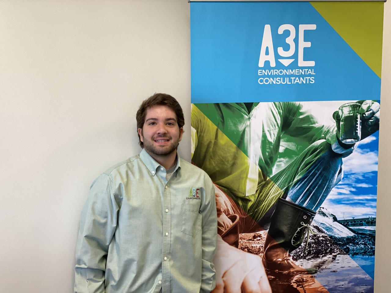 A3 Environmental Consultants is pleased to introduce our summer intern, Andreas Kougias.