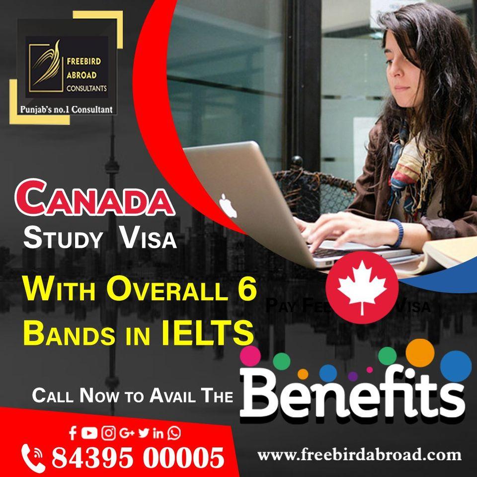 Canada Study Permit: Student Visa in Canada 2021