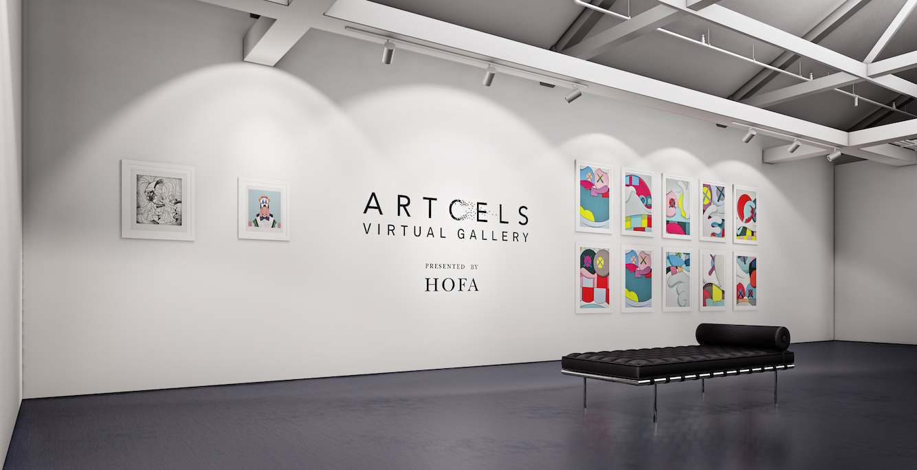 Banksy, George Condo, Kaws, Damien Hirst and Jeff Koons to appear in together for a first-of-its-kind virtual art exhibition, 'XXI'