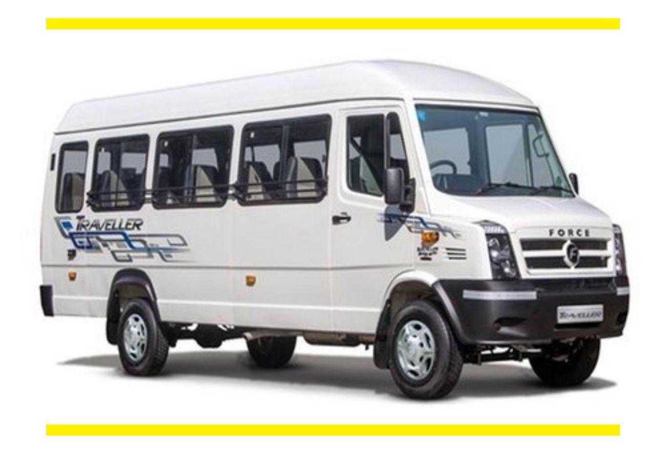 Services Resume - Tempo Traveller in Jaipur