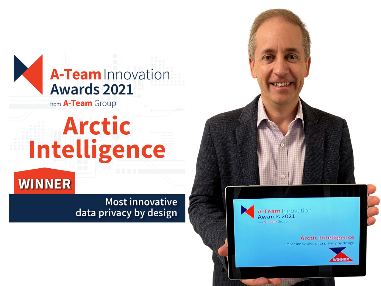 Global RegTech Firm Arctic Intelligence Recognised As Most Innovative Data Privacy Project By Design