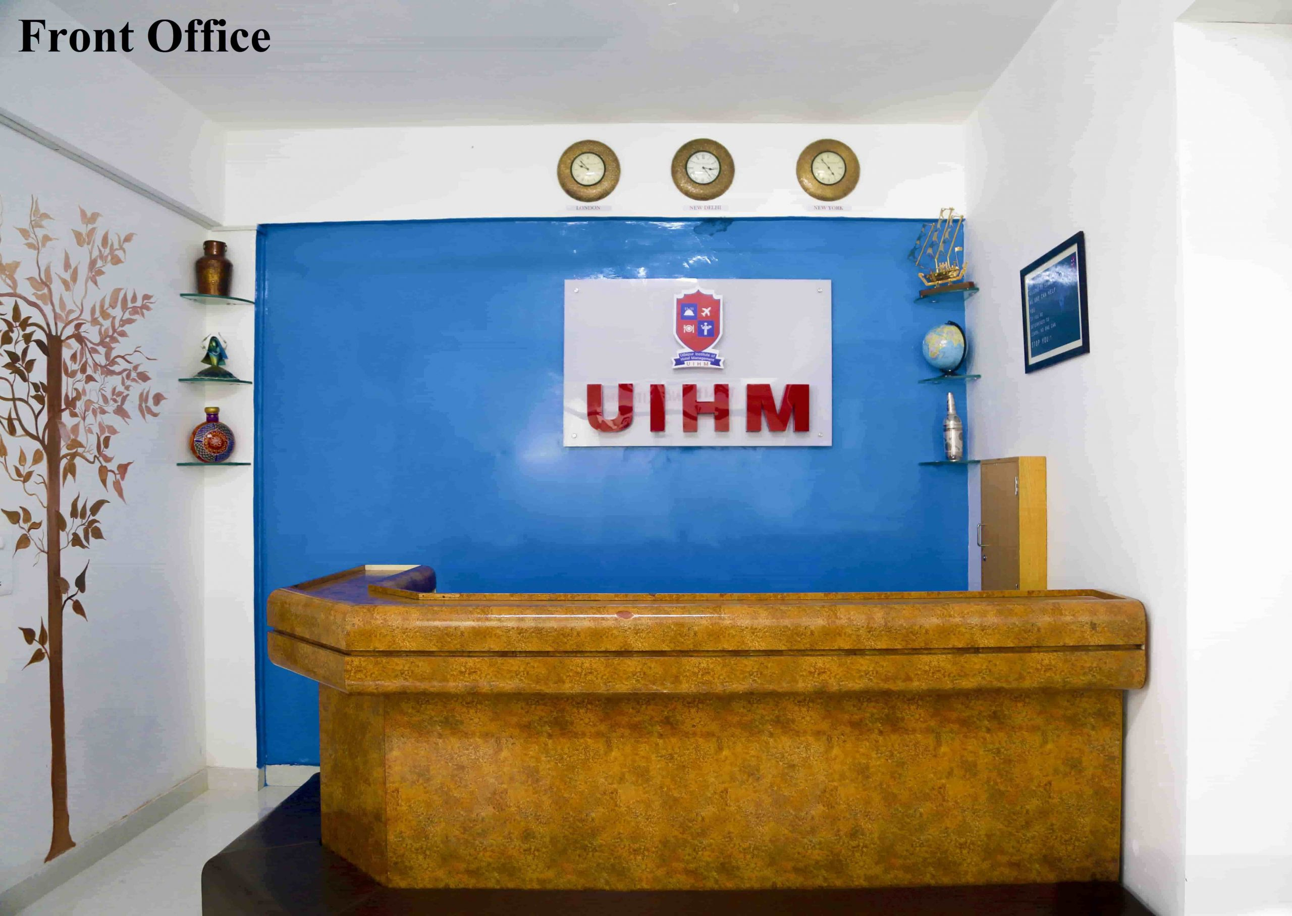 How can you enter in Hotel Management College in Udaipur