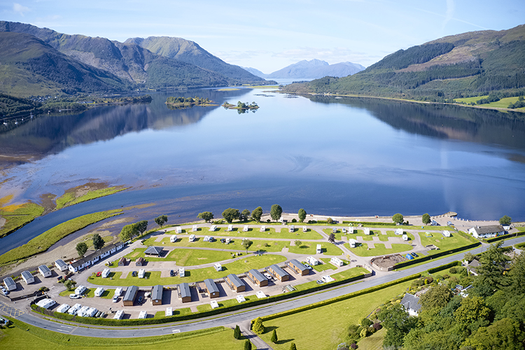 Glendale sees surge in business enquiries for its landscape maintenance services from camping and caravanning sites.