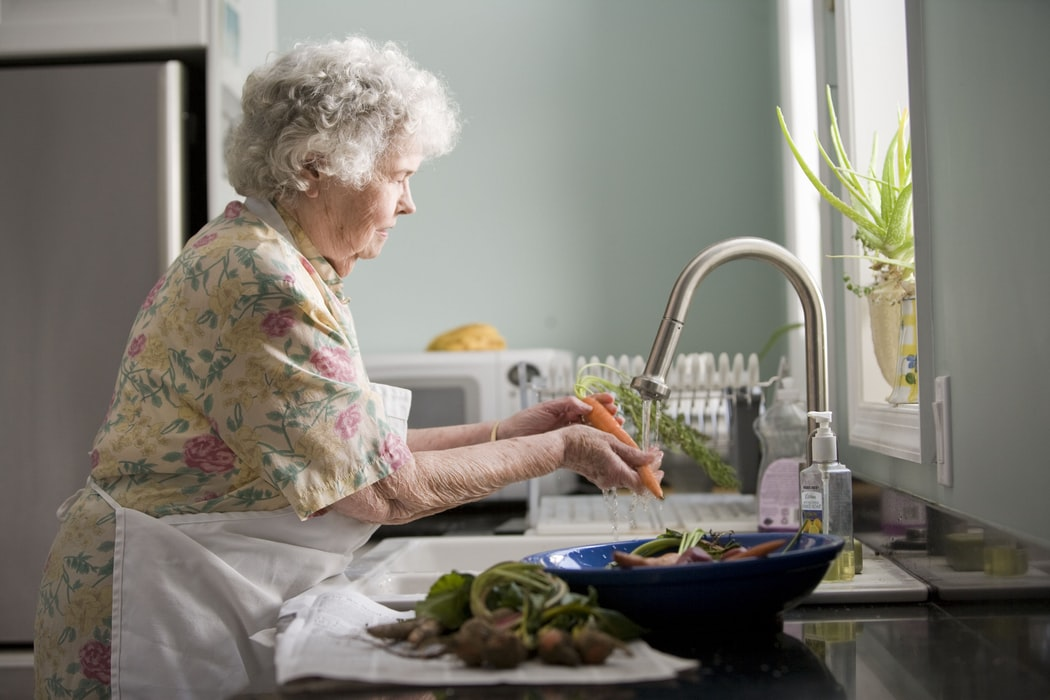 Caring for the Elderly Through Winter