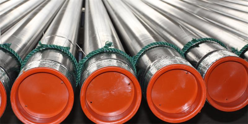 The Development Process of ERW Steel Pipe at Home and Abroad