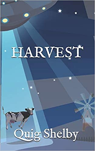 """""""Harvest"""" by Quig Shelby is published"""