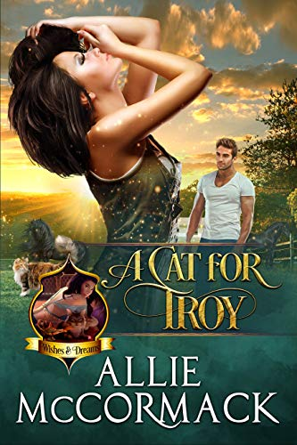 Author Allie McCormack Releases New Paranormal Romance - A Cat for Troy