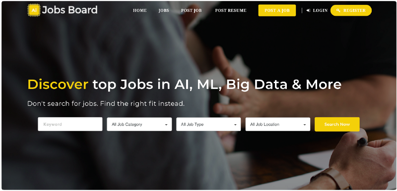 'AI Jobs Board' Launches Niche Career Website For Computer Engineering Employers And Talent