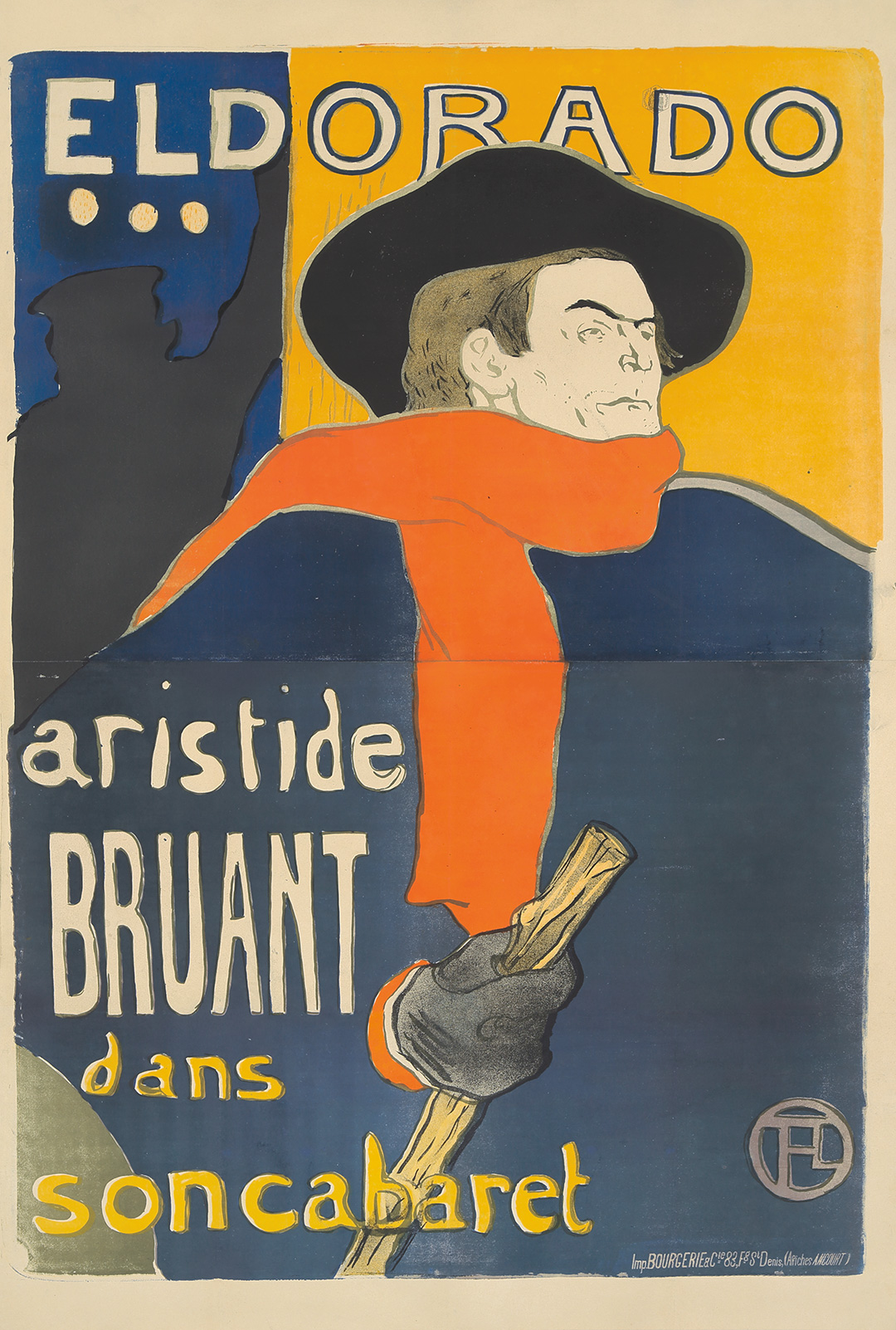 Belle Epoque Icons Mucha and Toulouse-Lautrec Prevail in Poster Auctions International's Rare Posters Auction, July 21st