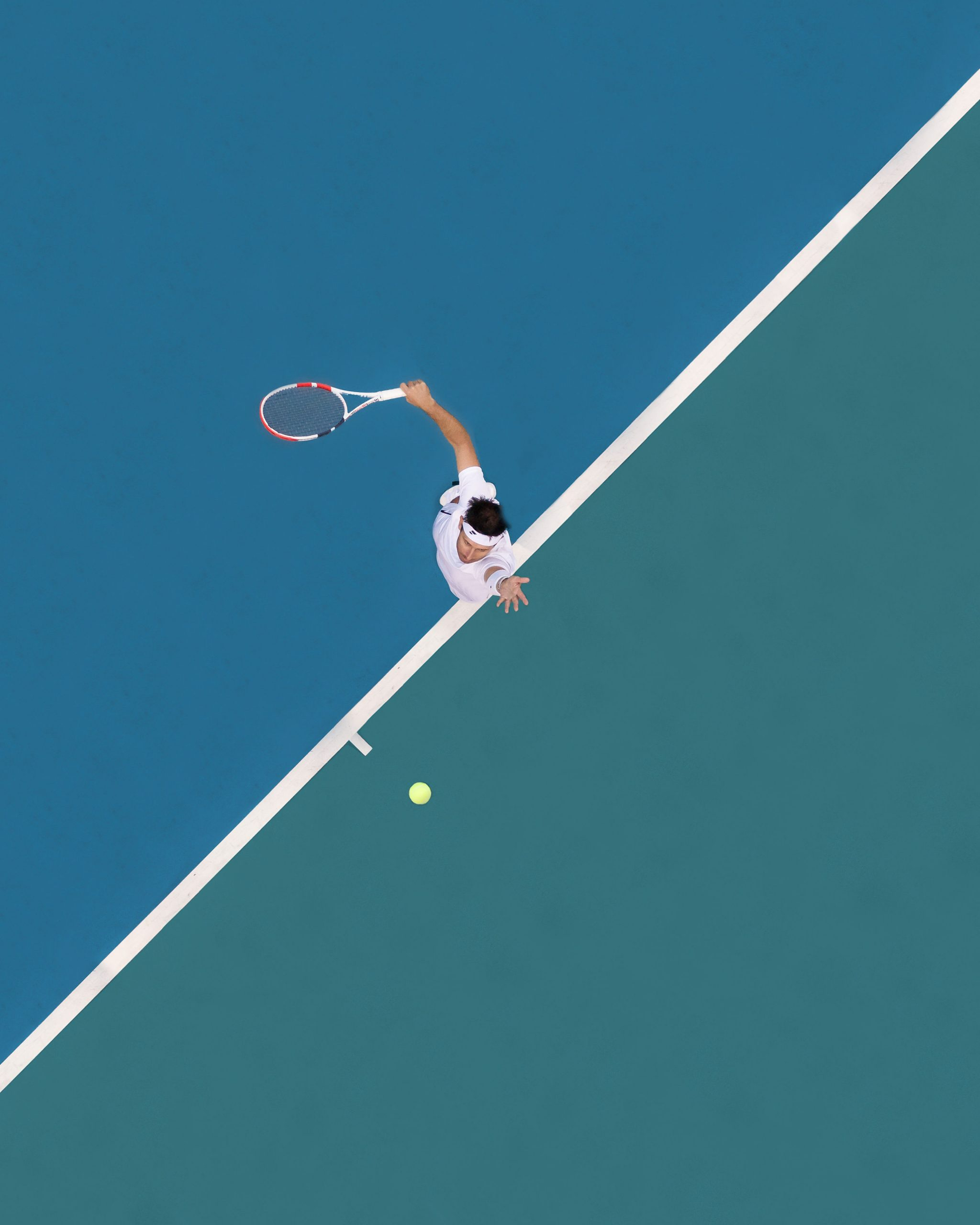 Olympic Sports from Above by aerial photographer