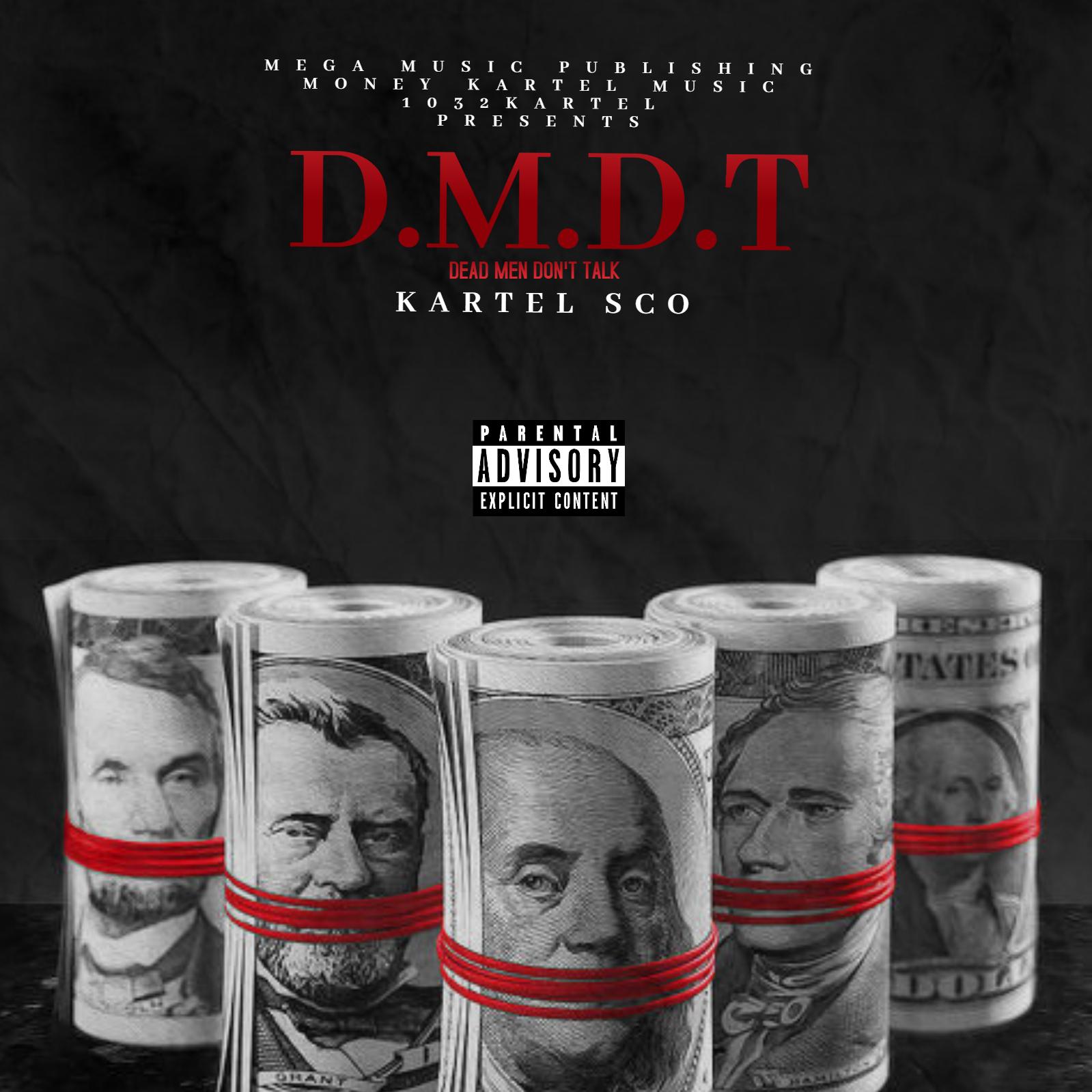 Kartel Sco announces 'D.M.D.T.' June 2020 mixtape