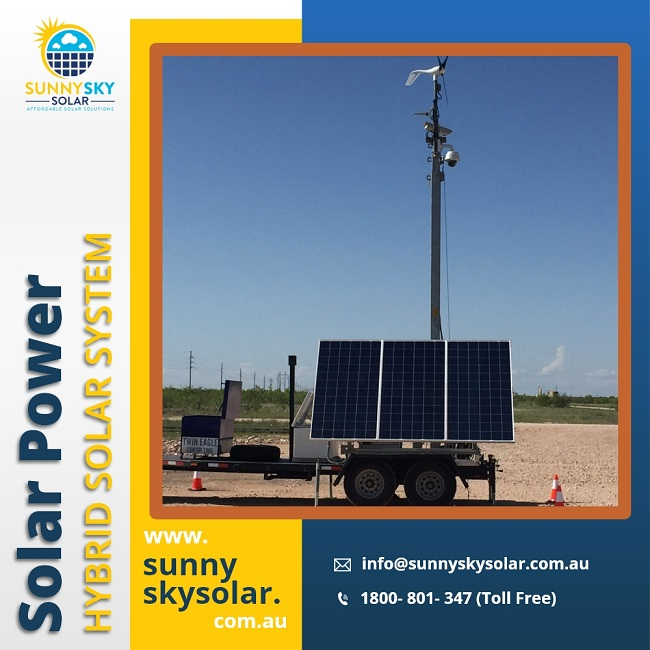 Sunny Sky Solar announced you to launch 3KW Solar Power System in Brisbane