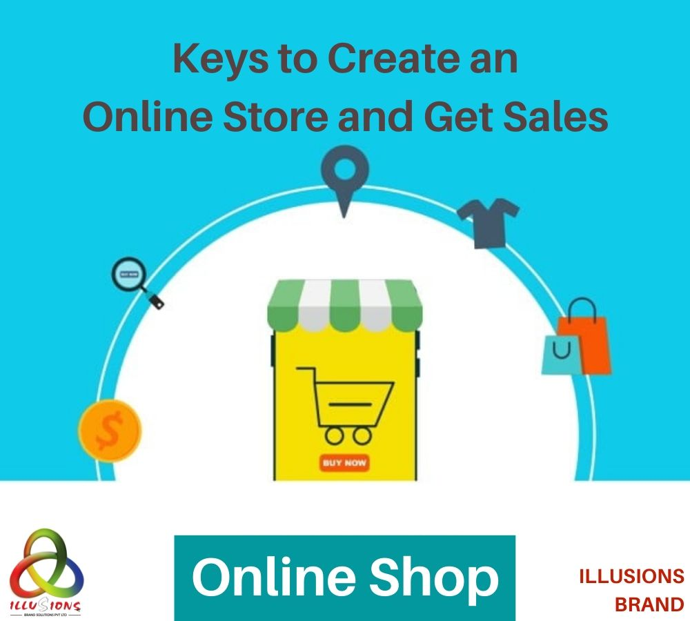 Keys to Create an Online Store and Get Sales