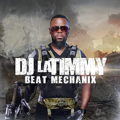 DJ LaTimmy releases new EP album 'Beatmechanix Vol.1'