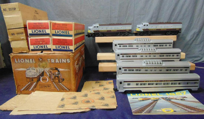 Toy Trains do so well in Weiss Auctions' February 24 Online Sale, The Firm Plans to Hold Eight more Just Like it in 2021
