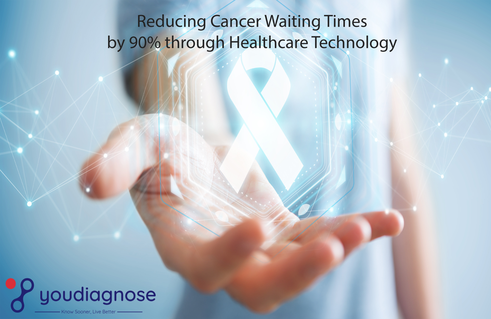 Reducing Cancer Waiting Times by 90% through Healthcare Technology