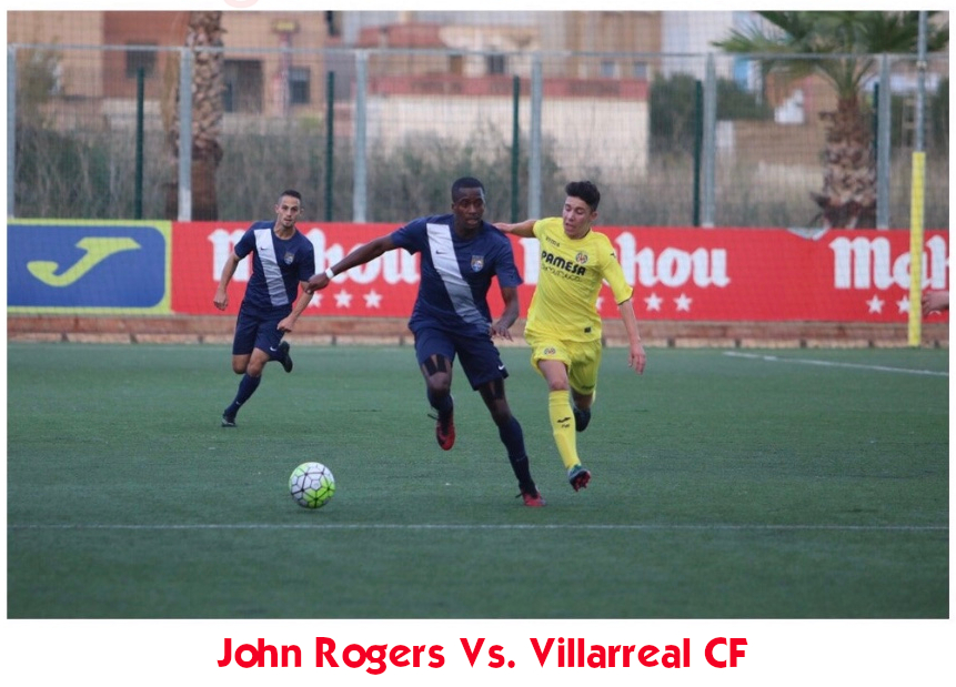 New York Local Talent and Top Scorer Football Player John D. Rogers Gearing Up to Join New Professional Team