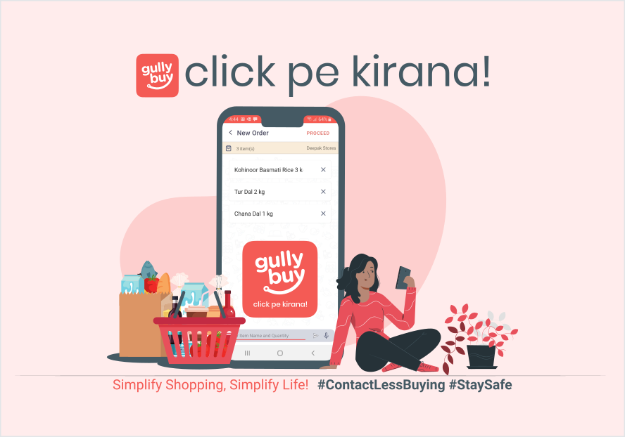 GullyBuy launches innovative mobile apps for contactless local shopping