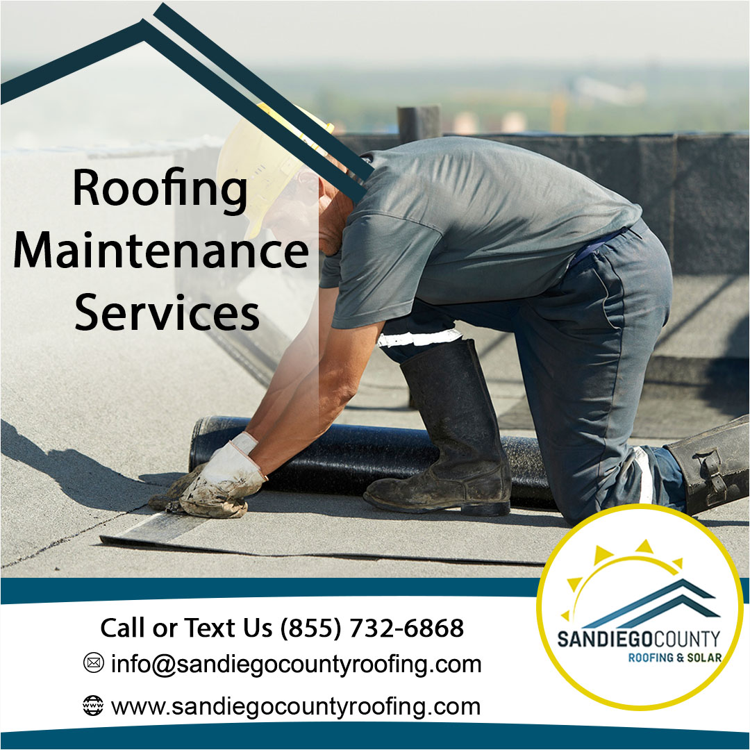 San Diego County Roofing Inc. is a Leading Roof Repair Specialist in San Diego, CA