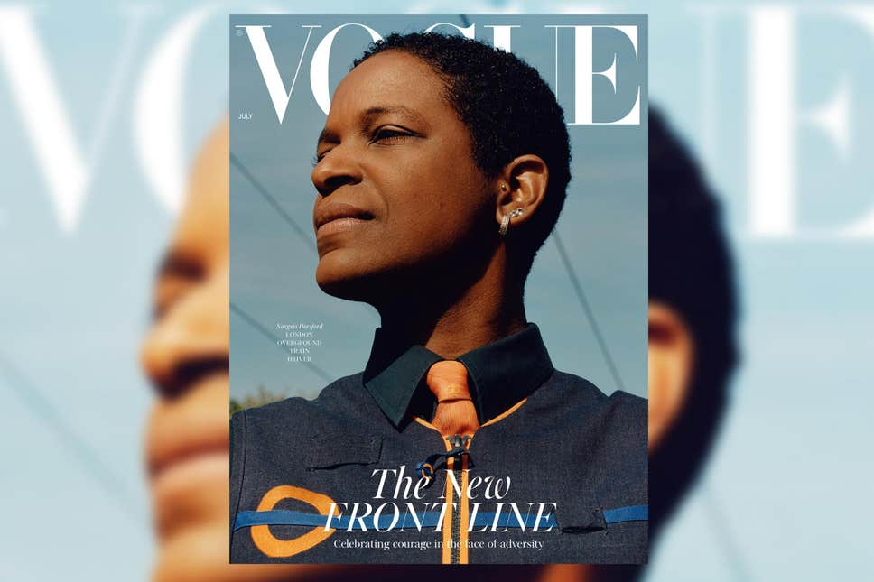 Badgemaster's Heroes Behind the Badges Featured in Vogue