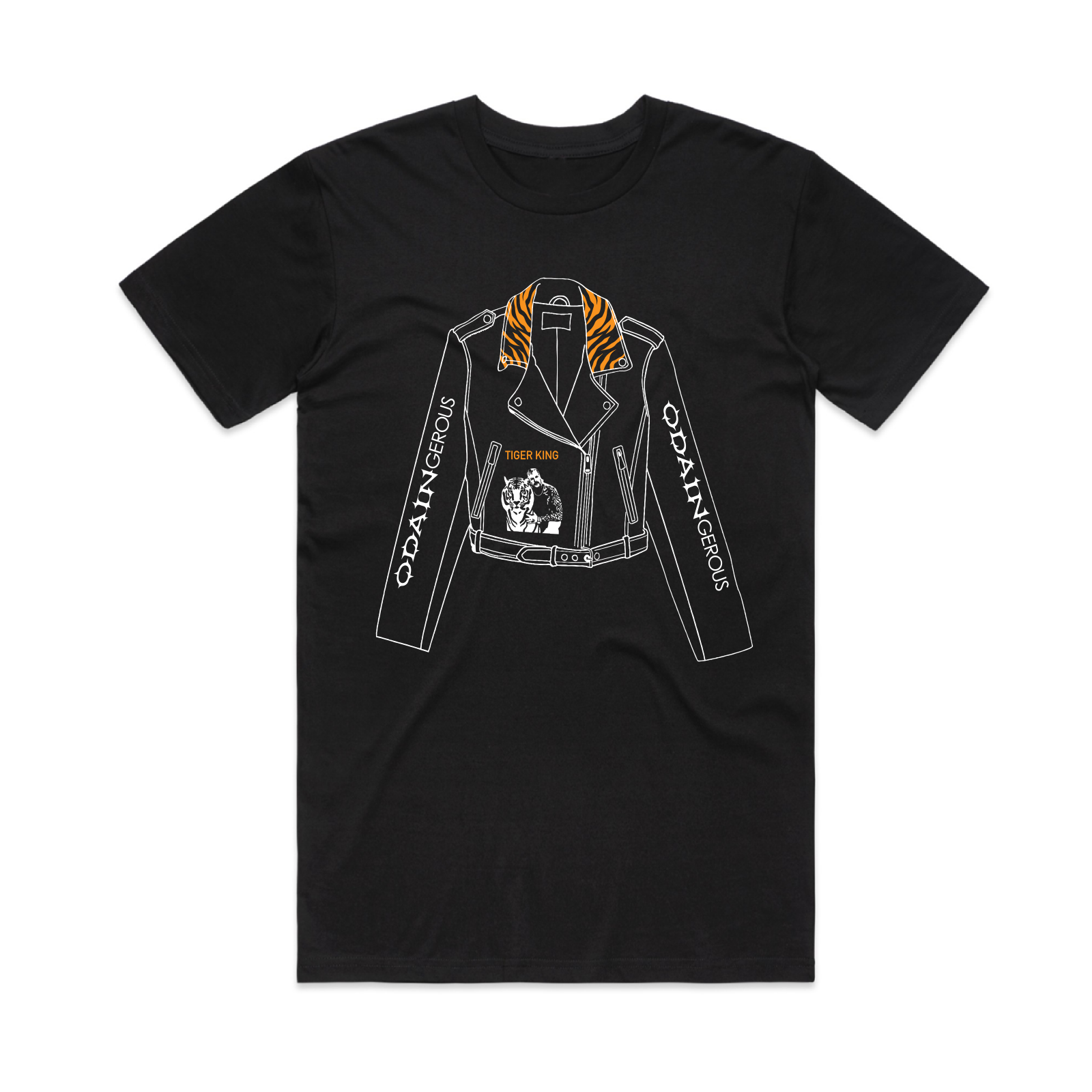 """Odaingerous Streetwear Brand Announces Exclusive """"Revenge"""" Collection with the """"Tiger King"""", Joe Exotic"""