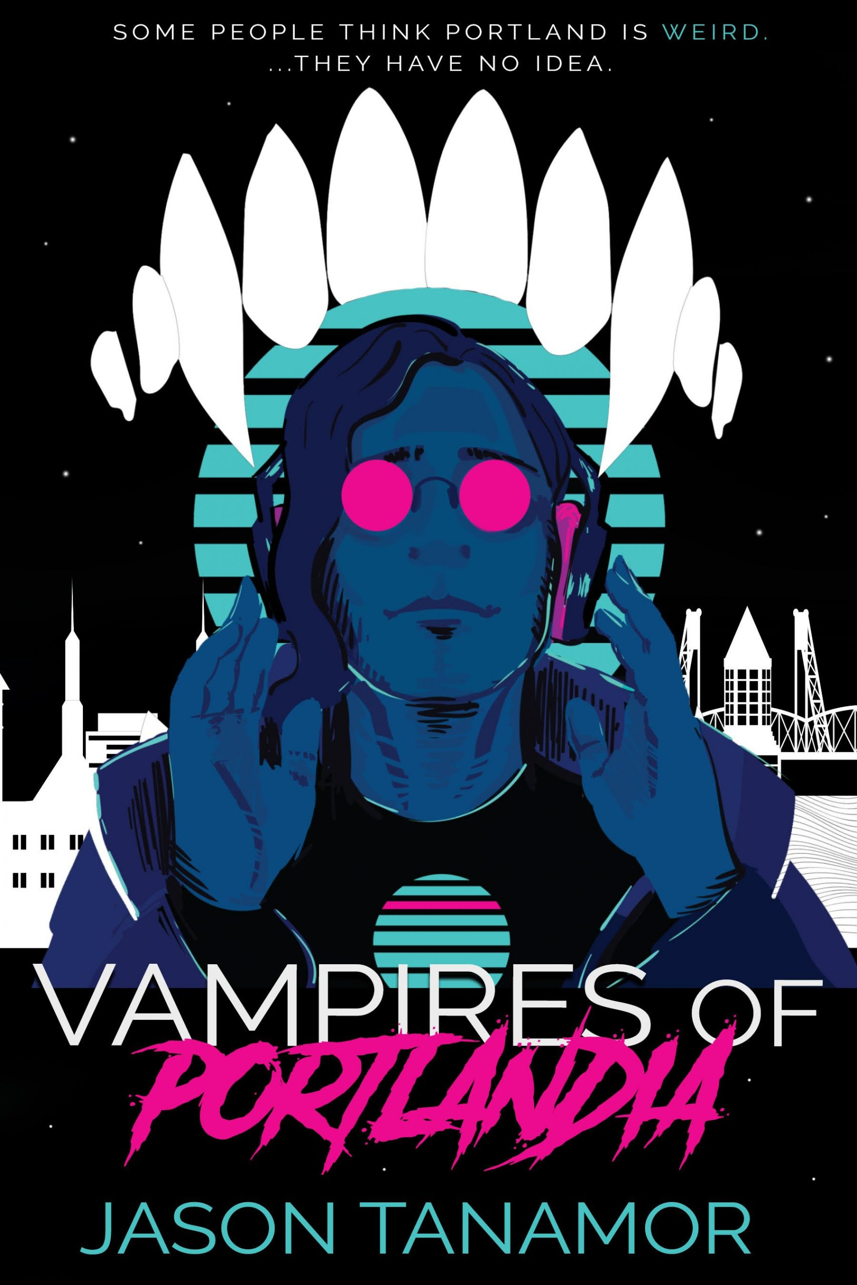 Fil-Am author Jason Tanamor talks 'Vampires of Portlandia,' Filipino representation, and writing in Zoom In-Conversation with Grace Talusan.
