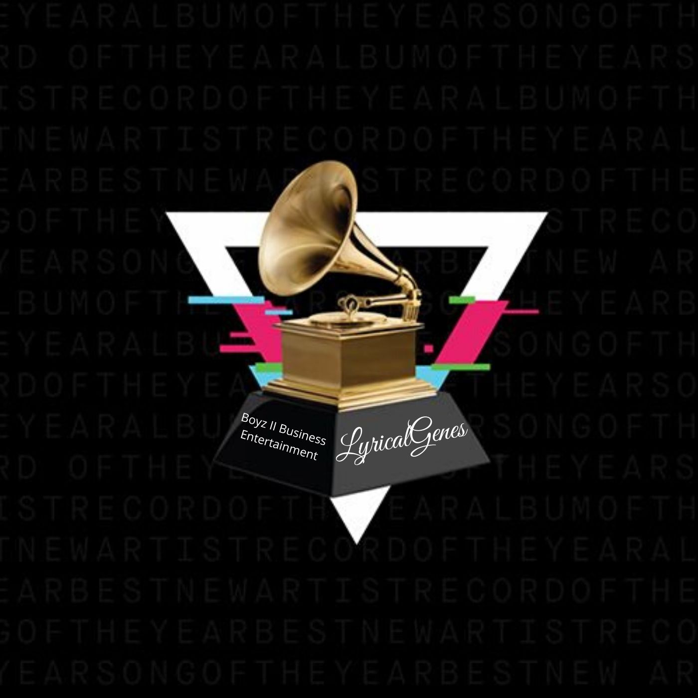 LyricalGenes Goes For The Grammy