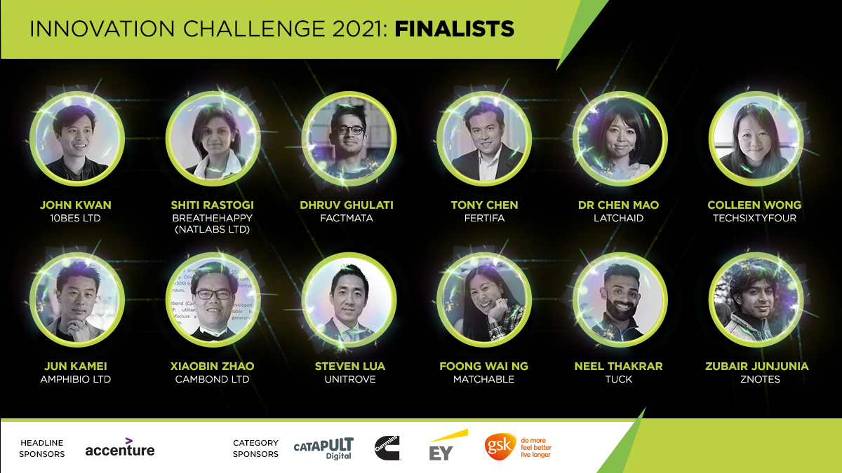 World changing inventions as MSDUK Innovation Challenge Finalists announced