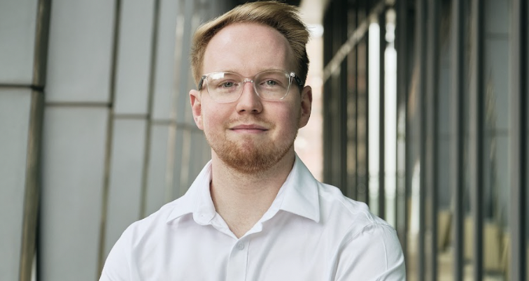 Ryan Bradford becomes one of UK's youngest marketing Directors