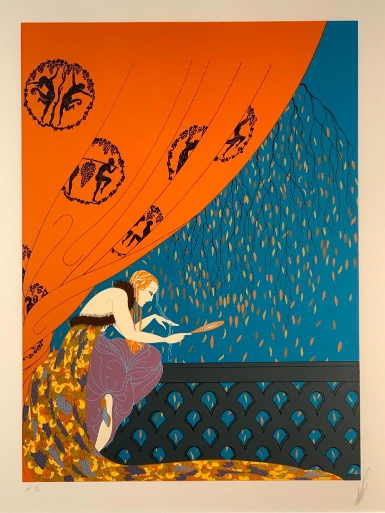 Bronze Sculptures and Works on Paper by Erté and Louis Icart will be Sold by Neue Auctions on Oct 24