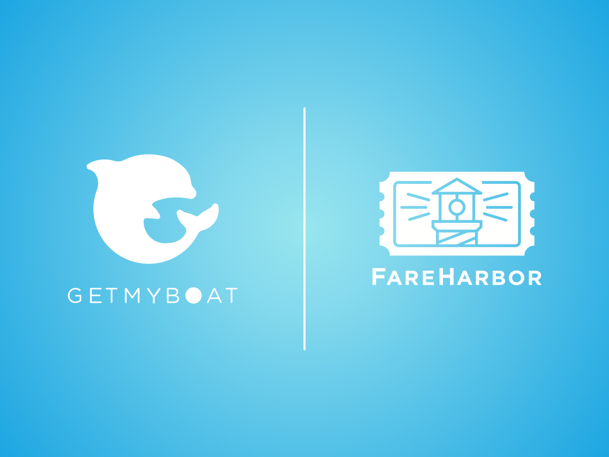 GetMyBoat  FareHarbor Launch Partnership to Simplify Booking Boat Rentals Globally