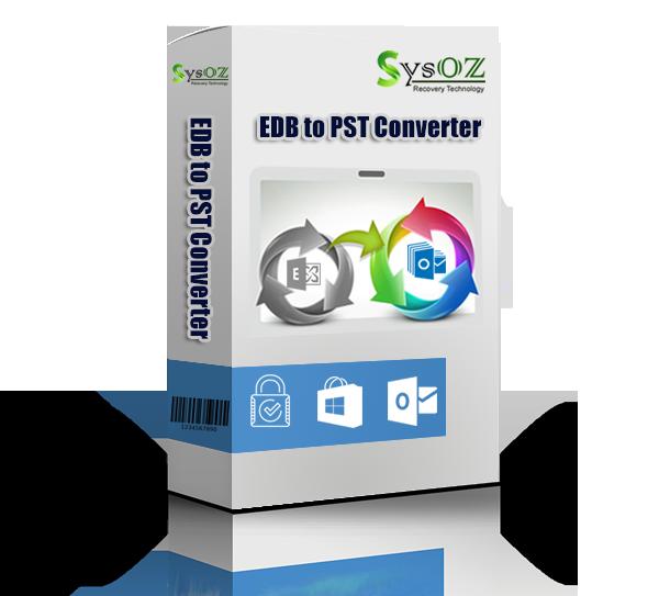 Convert PUBLIC FOLDER EDB TO OFFICE 365 WITH SysOZ EDB to PST CONVERTER