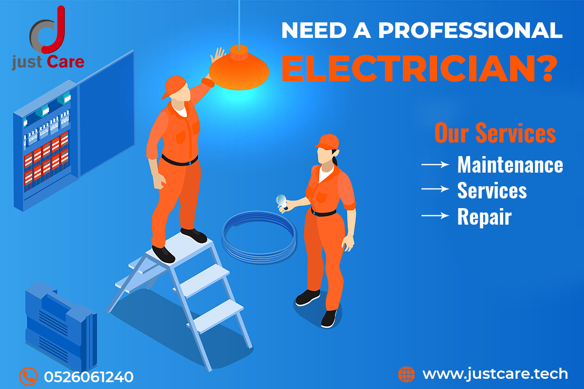 Electrical Maintenance Services - Book Best Electrician in Dubai