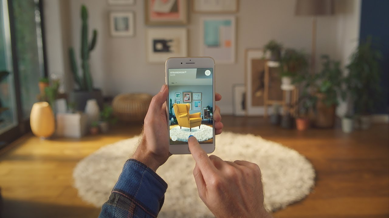 2020: It's all about Augmented Reality in E-Commerce