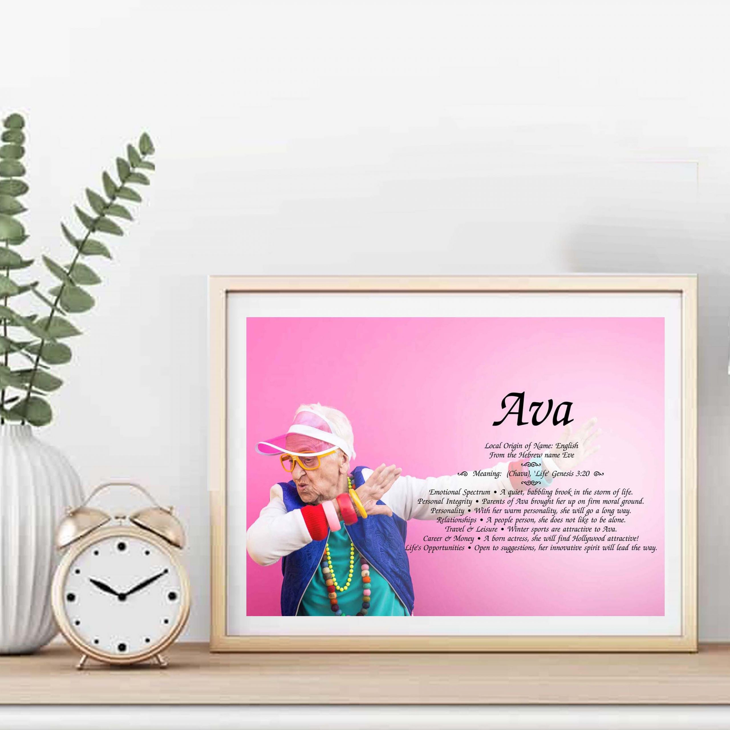 Name Frames Opens Eyes  Excites With Custom Designed Beautiful Print Gifts