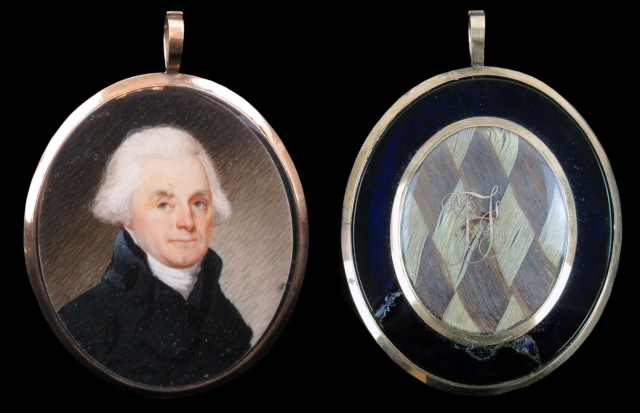 Locks of Thomas Jefferson's Hair Among Historic Items in University Archives Auction