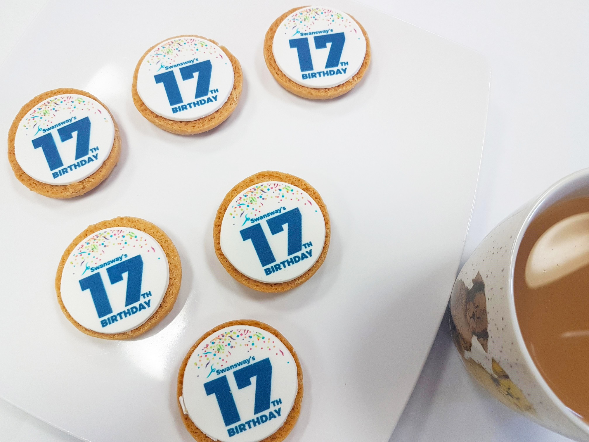 Swansway Motor Group celebrates 17th birthday!
