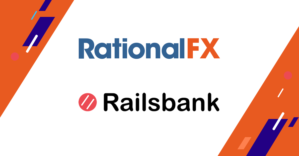 Railsbank partners with RationalFX as they expand and strengthen product suite for European client base