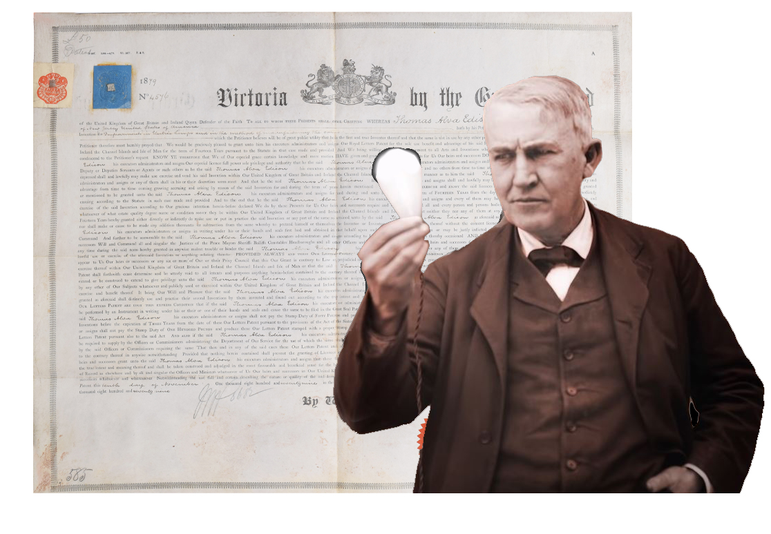 Archive of 37 British Patents Pertaining to Thomas Edison and The Dawn of Electric Light will be Auctioned Online May 14