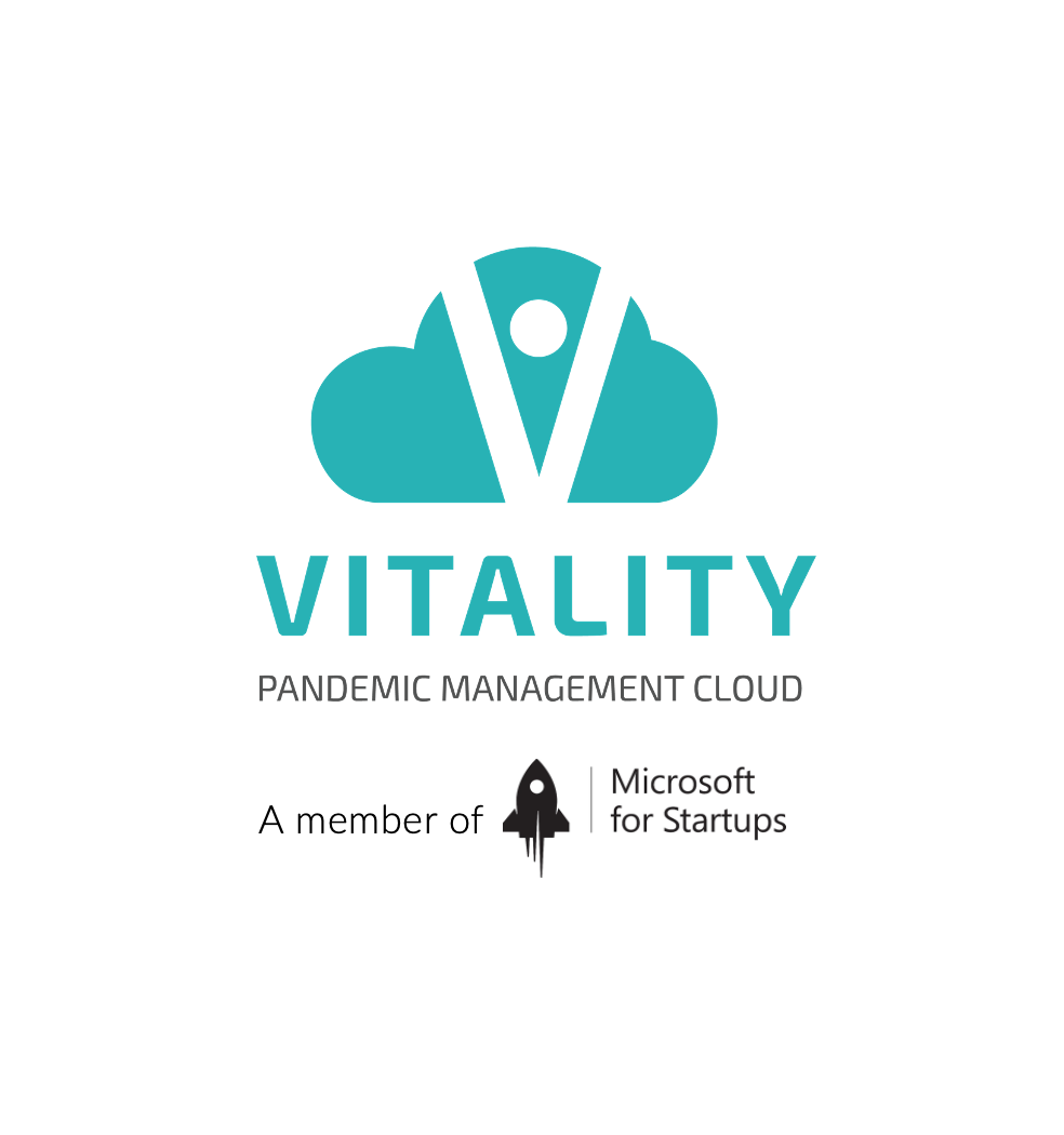 Vitality and Microsoft for Startups Partner for Pandemic Management