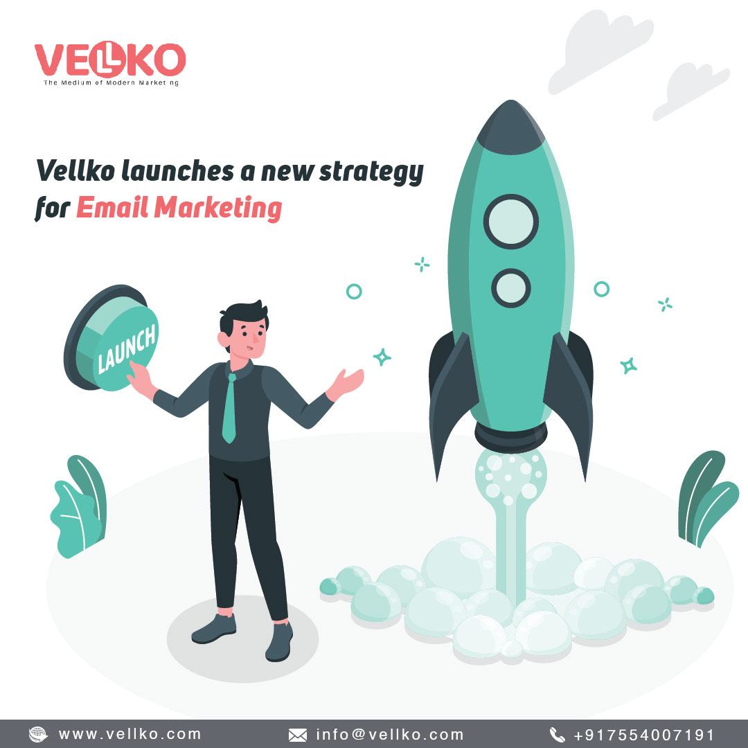 Vellko launches a new strategy for Email Marketing