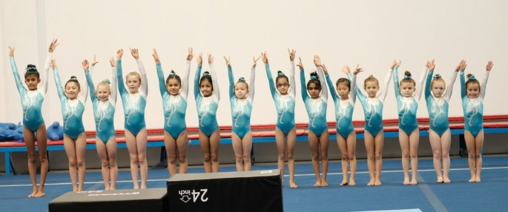 Trampoline  Tumbling Introduced in Hope Gymnastics Academy