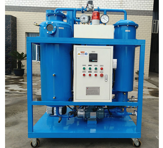 Turbine Oil Cleaning System in India